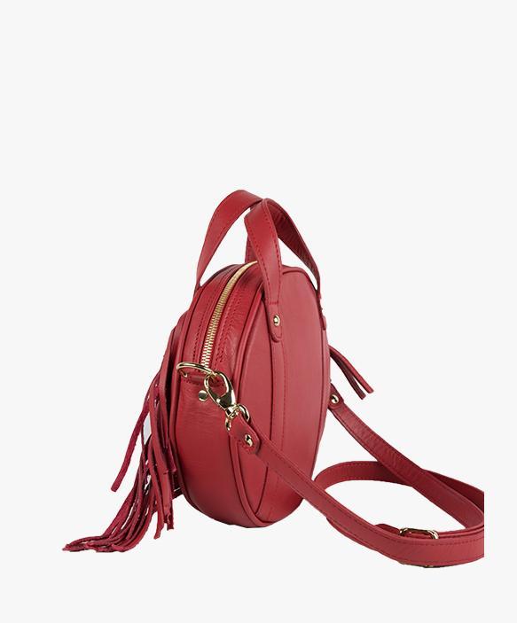Fringed Amelie Bag