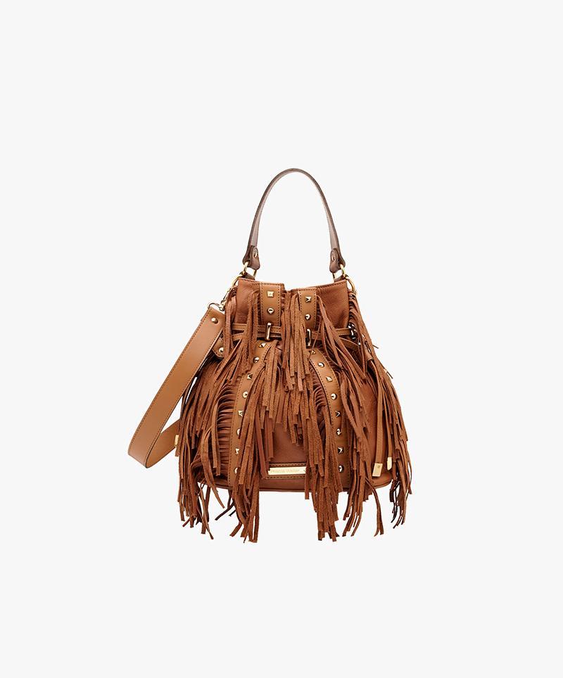 Coachella bag leather colour