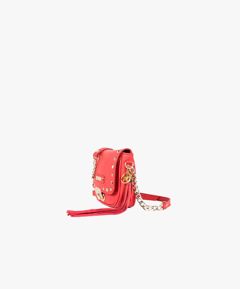 Mirian bag small red