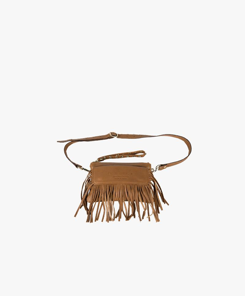 Coachella Front Fringed Bumbag 3-in-1