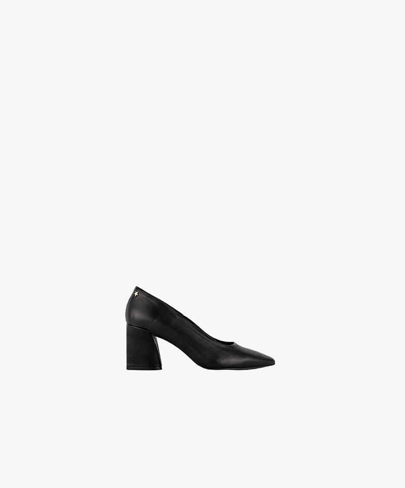 Zapato Salon Tacon Asimetrico