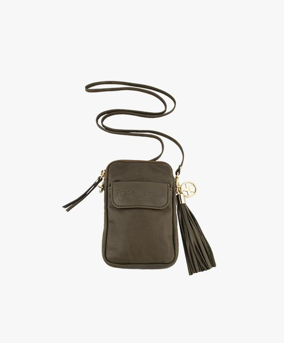 Zipped Smartphone Bag