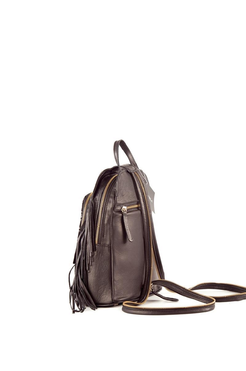 Backpack Indie black
