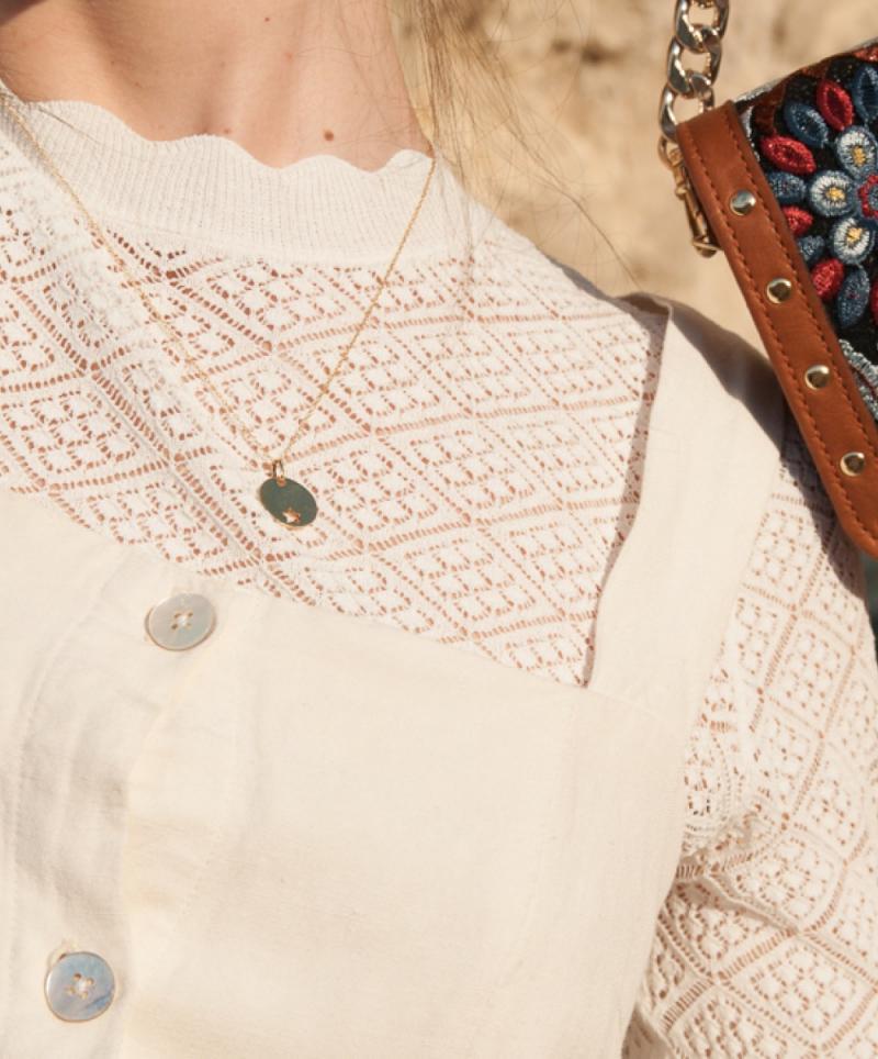 Collar Chapita/Estrella