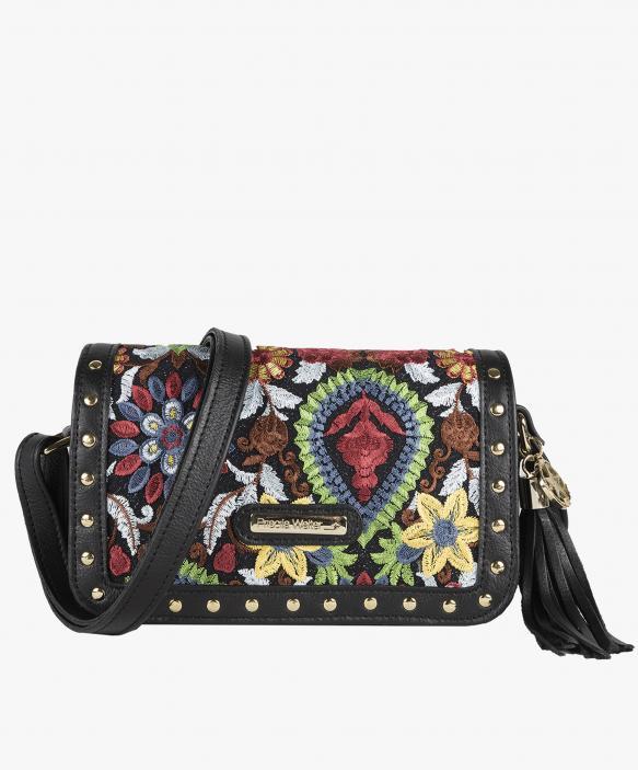 Flora Crossbody Bag - Large
