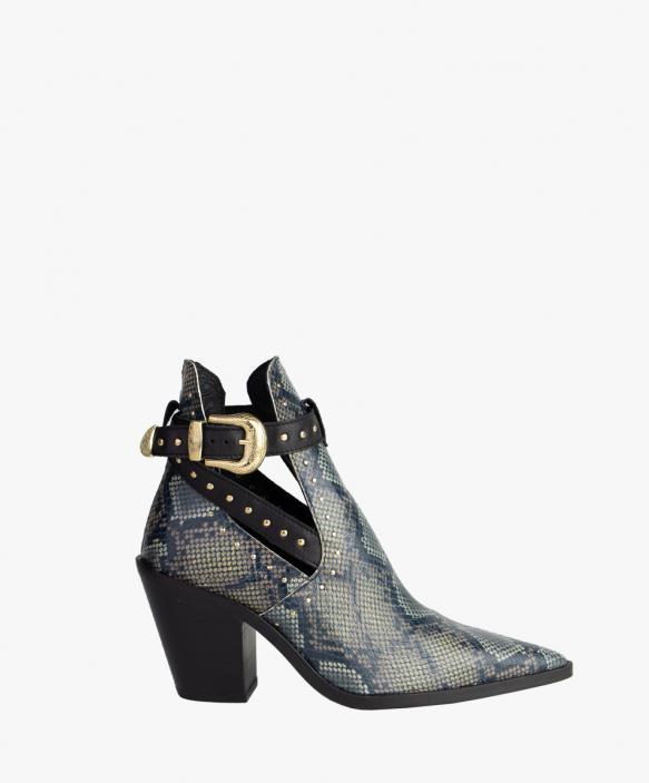 Mamba Ankle Boot - Python