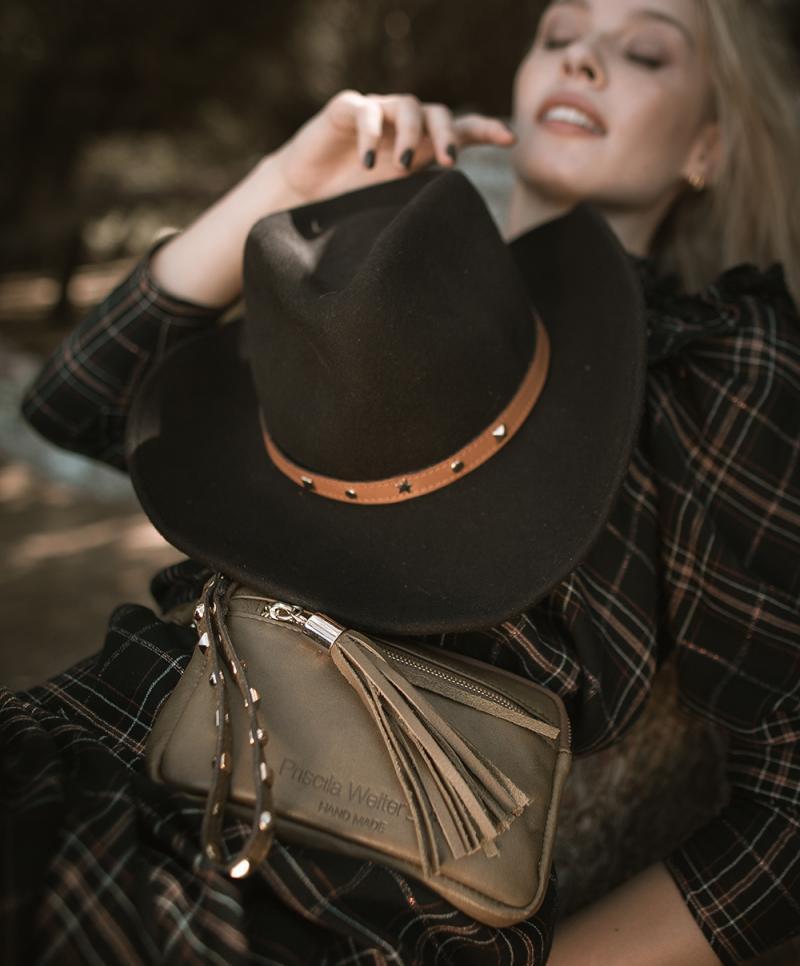 Sombrero Cowboy Winter