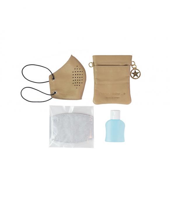 Mascarilla + Funda PW (compatible con nuestros Smartphone Bags)