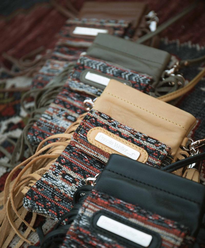 Smartphone Bag Folk Flecos