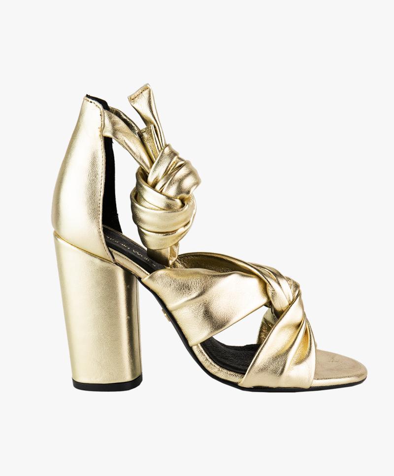 Malibu Sandal - Gold