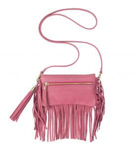 Horizontal Smartphone Bag - Fully Fringed