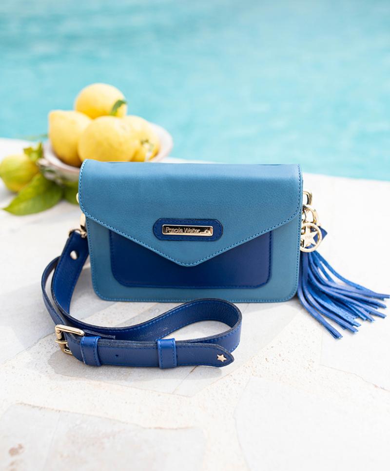 Martina Blue Bag