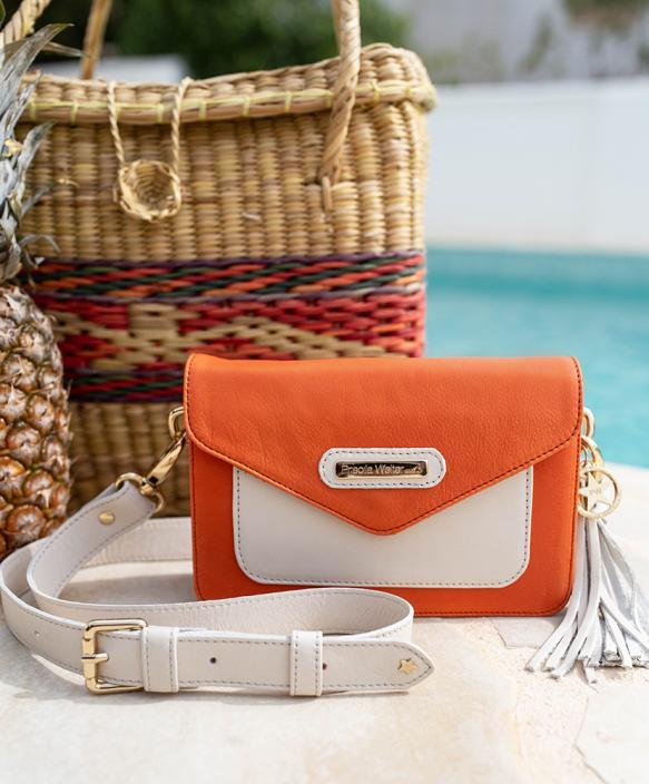 Martina Bag Orange