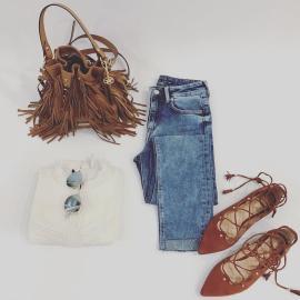Small Coachella Bag
